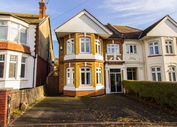 Thumbnail 4 bed semi-detached house for sale in Ailsa Road, Westcliff-On-Sea