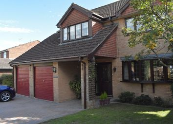 Thumbnail 4 bed detached house for sale in Cotswold Close, Bredon, Tewkesbury