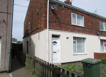 Thumbnail 1 bedroom flat to rent in North Parade, Scunthorpe