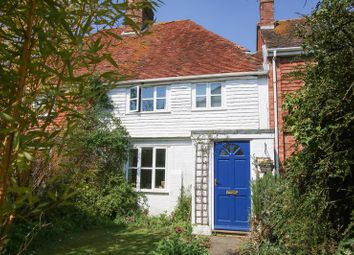 Thumbnail 2 bed terraced house for sale in Challow Road, Wantage