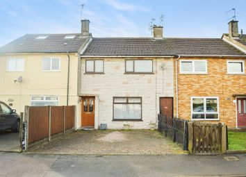 Thumbnail 3 bed town house for sale in Packhorse Road, Eyres Monsell, Leicester