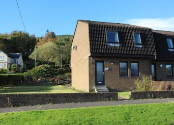 Thumbnail 3 bedroom end terrace house for sale in The Soundings, Clynder, Helensburgh, Argyll And Bute