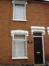 Thumbnail 2 bedroom terraced house to rent in Sirdar Road, Ipswich, Suffolk