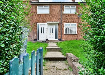 Thumbnail 3 bed semi-detached house for sale in Greatfield Road, Manchester