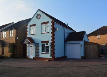 Thumbnail 3 bed detached house for sale in Wilding Drive, Ipswich