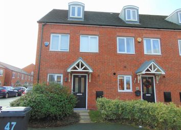 3 bed end terrace house for sale in Magazine Road, Bromborough, Wirral, Merseyside CH62