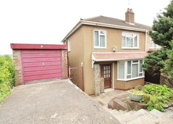 Thumbnail 3 bed semi-detached house for sale in Brynglas Avenue, Newport