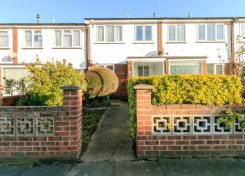 Thumbnail 2 bed terraced house for sale in Alliance Road, London