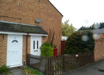 Thumbnail 1 bed end terrace house for sale in Pearl Gardens, Cippenham, Berkshire