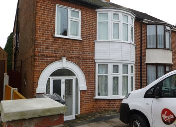 Thumbnail 3 bed property to rent in Brian Road, Leicester