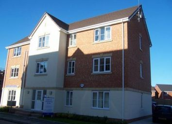 Thumbnail 2 bed flat to rent in Wardle Gardens, Leekbrook, Leek, Staffordshire