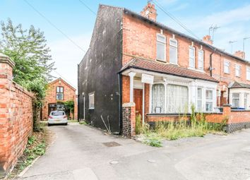 Thumbnail 2 bed end terrace house for sale in William Street, Kettering
