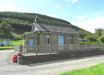 Thumbnail 2 bed detached house to rent in Old Railway Station House, Old Station Caravan Park, New Radnor, Presteigne, Powys