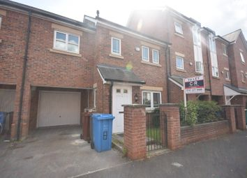 Thumbnail 3 bed terraced house to rent in Mackworth Street, Hulme, Manchester, 5Lp.
