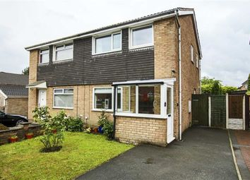 Thumbnail 3 bed semi-detached house for sale in Petre Crescent, Rishton, Blackburn