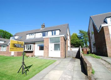 3 bed semi-detached house to rent in How Lea Drive, Bury, Greater Manchester BL9