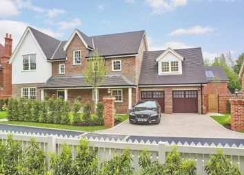 Thumbnail 5 bed detached house for sale in Landgell House, Off Burton's Lane, Little Chalfont, Buckinghamshire