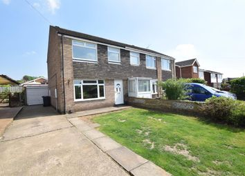 Thumbnail 3 bedroom semi-detached house for sale in Waddington Drive, Scunthorpe