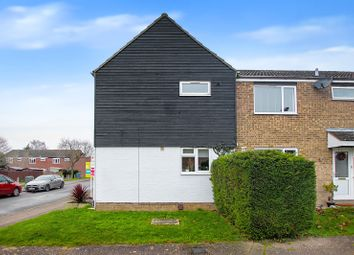 Thumbnail 3 bed semi-detached house for sale in Desmond Drive, Old Catton, Norwich