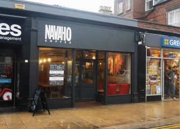 Thumbnail Commercial property for sale in Navaho Coffee, 36 Acorn Road, Jesmond