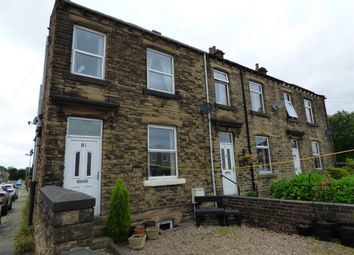 Thumbnail 2 bed end terrace house for sale in Sunny Bank Road, Mirfield, West Yorkshire