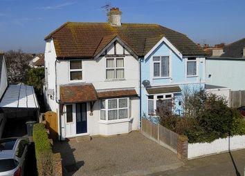 Thumbnail 3 bed semi-detached house for sale in Ivanhoe Road, Herne Bay, Kent