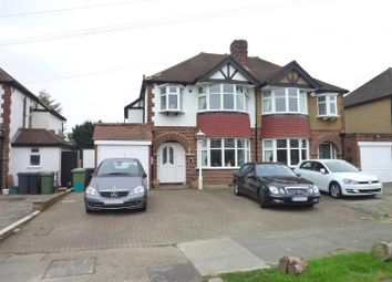 Thumbnail 3 bed semi-detached house for sale in Woodlands Avenue, Worcester Park