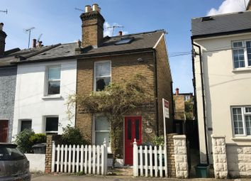 Thumbnail 2 bed end terrace house for sale in Borough Road, Kingston Upon Thames
