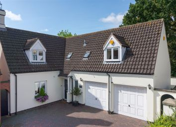 Thumbnail 4 bed detached house for sale in Orchard Way, Wymeswold, Loughborough