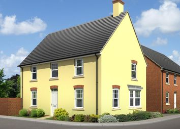 "Thumbnail 4 bedroom detached house for sale in ""Cornell"" at Wonastow Road, Monmouth"
