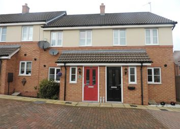 Thumbnail 2 bedroom terraced house to rent in Fusiliers Close, Stoke Village, Coventry