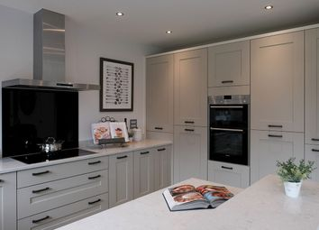 Thumbnail 3 bed flat to rent in West Parkside, London
