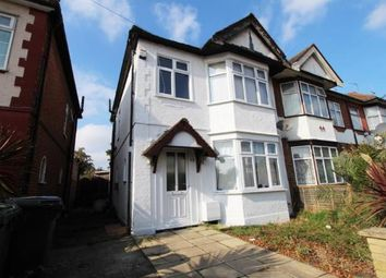 Thumbnail 3 bedroom end terrace house for sale in Craig Park Road, London