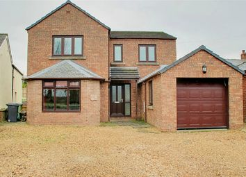 Thumbnail 4 bed detached house for sale in Bramble Beck, Thurstonfield, Carlisle, Cumbria