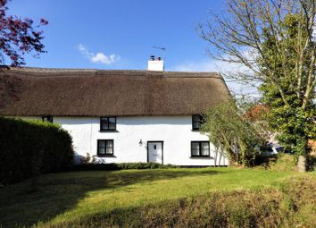 Thumbnail 2 bed cottage for sale in Coldridge, Crediton