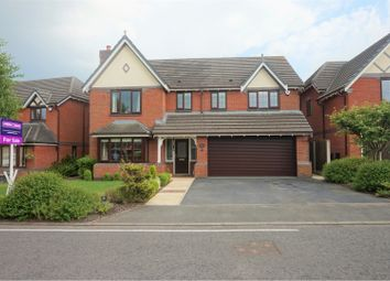 Thumbnail 4 bed detached house for sale in St. Helens Well, Preston