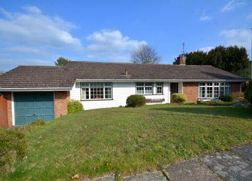 Thumbnail 3 bedroom detached bungalow for sale in Plantation Way, Storrington, Pulborough