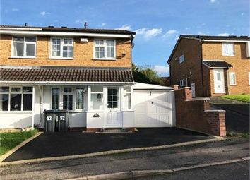 Thumbnail 2 bed semi-detached house for sale in Willmore Grove, Birmingham, West Midlands
