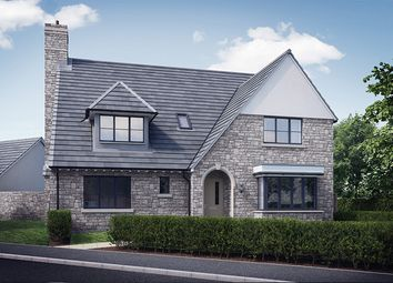 "Thumbnail 4 bed property for sale in ""The Coxley"" at Cowslip Way, Charfield, Wotton-Under-Edge"