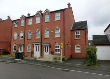 Thumbnail 4 bed town house for sale in Trostrey Road, Kings Norton, Birmingham