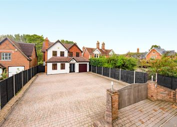 Thumbnail 5 bed detached house for sale in Bearwood Road, Sindlesham, Wokingham, Berkshire