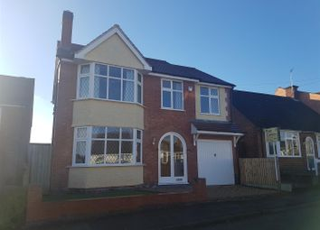 Thumbnail 4 bed detached house for sale in James Street, Anstey, Leicestershire
