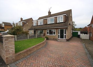 Thumbnail 3 bed semi-detached house to rent in Coniston Way, Woodlesford, Leeds