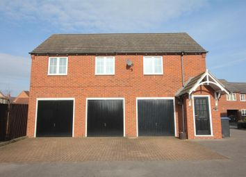 Thumbnail 2 bedroom flat for sale in Paddock Way, Hinckley