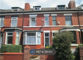 Thumbnail 4 bed terraced house to rent in Lausanne Road, Manchester
