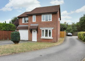 Thumbnail 4 bed detached house for sale in Linton Drive, Andover