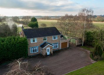 Thumbnail 4 bed equestrian property for sale in Fern Lodge, Market Rasen