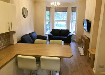 Thumbnail 4 bed flat to rent in Aubrey Road, Fallowfield, Manchester