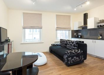 Thumbnail 1 bed flat to rent in Maple Street, London