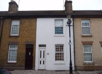 Thumbnail 3 bedroom terraced house to rent in West Street, Gillingham, Kent
